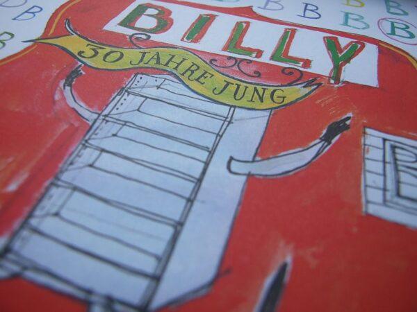 BILY - 30 Jahre jung