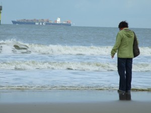 Fräulein D., das Schiff und das Meer