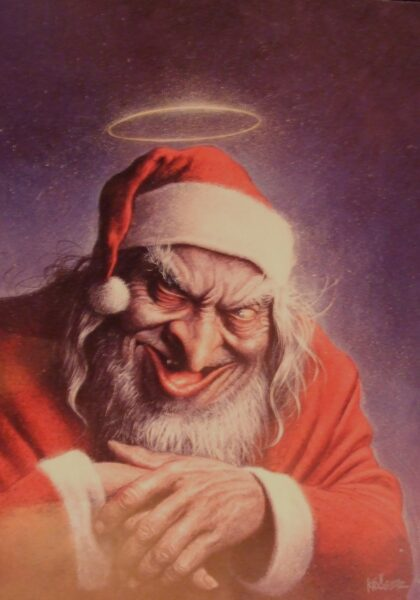 Frohe Weihnachten...Har Har !
