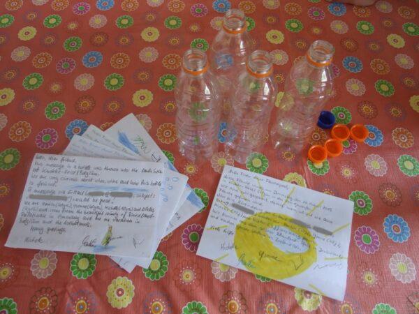 Briefe und Flaschen