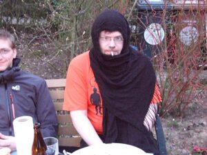 Grill-Taliban