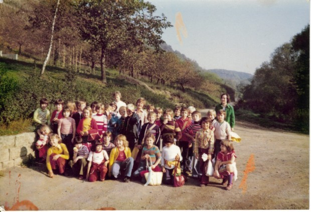 Klassenfoto 1975