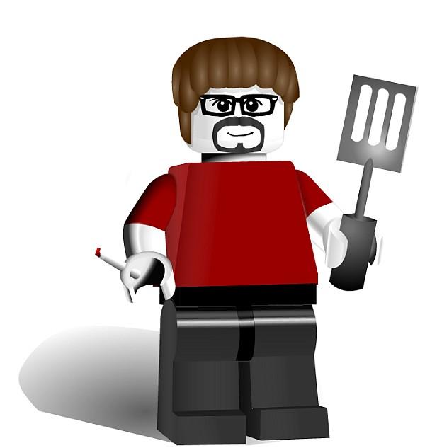 LEGO-Schuppi