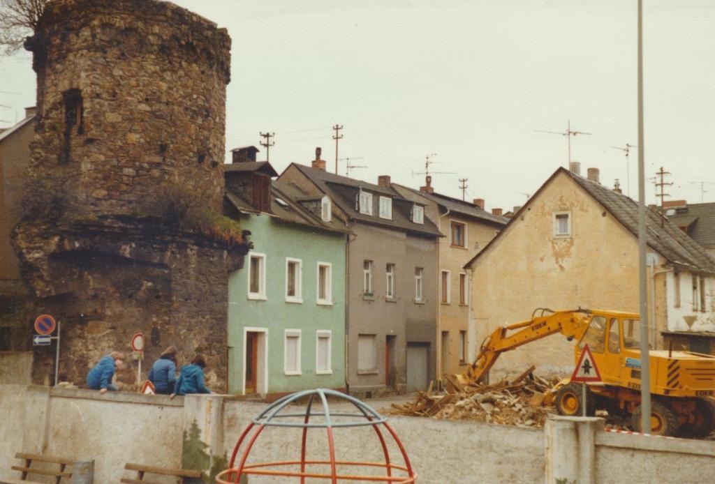 Der Spielplatz 1978