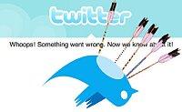 Twitter halt