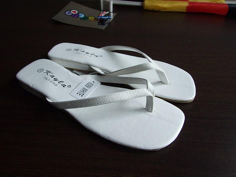 Michelles neue Schuhe